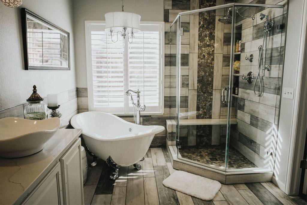 Remodelage de la salle de bain